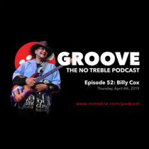 Groove – Episode #52: Billy Cox cover art