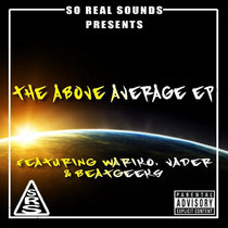 So Real Sounds - The Above Average EP cover art