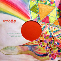 WOODS  live in the classroom (march 25th 2009) cover art