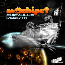 Mochipet - Chicxulub Rebirth cover art