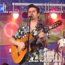 Live on Tour at Club Moments (album) cover art