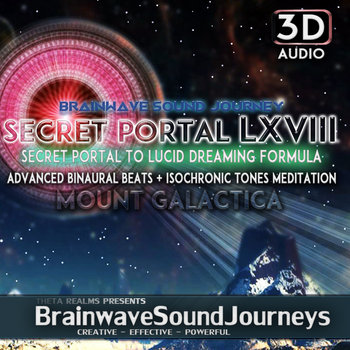 Music | Theta Realms - Brainwave Sound Journeys