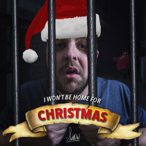 I Won't Be Home for Christmas cover art