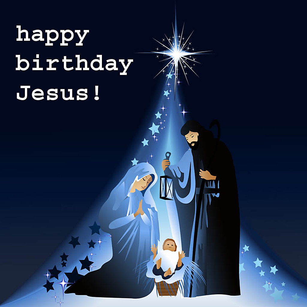 happy birthday jesus merry christmas - Merry Christmas And Happy Birthday