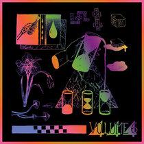 Time Travel 444 Mixtape, Vol. 6 cover art