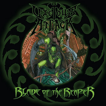 Blade Of The Reaper by Vicious Attack