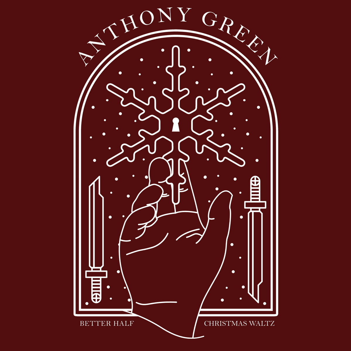Christmas Waltz Chords.Christmas Waltz Anthony Green