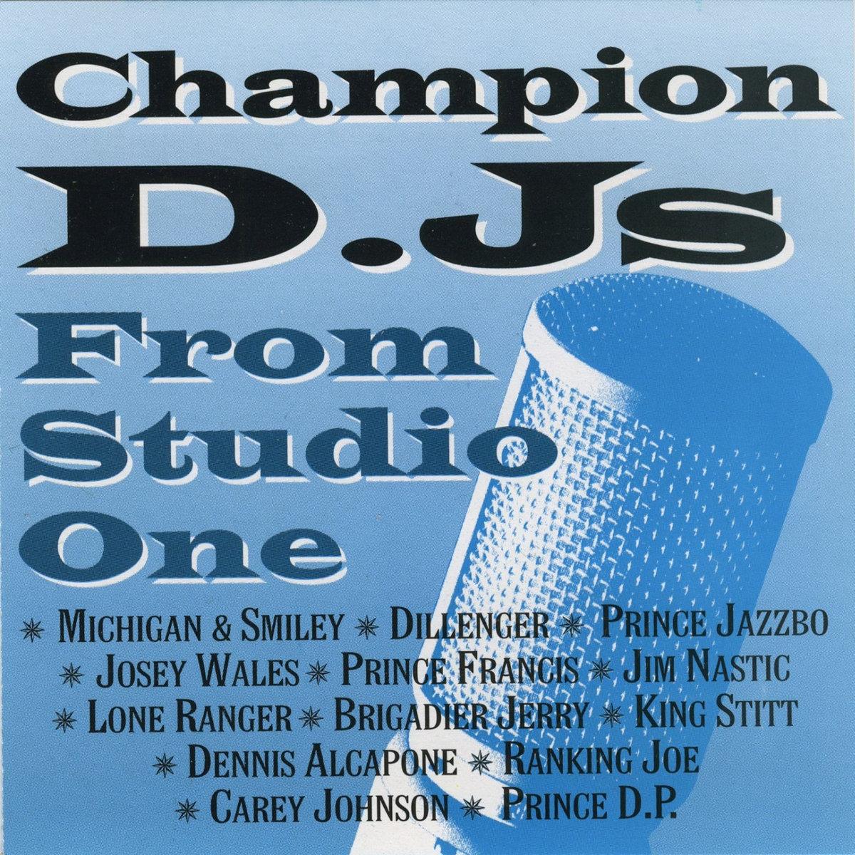 Champion DJs from Studio One   Studio One
