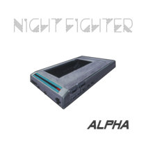 Alpha EP cover art