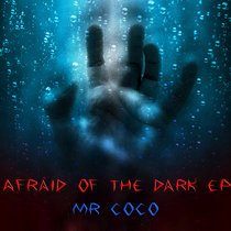 Afraid Of The Dark EP cover art