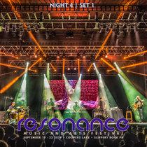 9.22.19   Resonance Music & Arts Festival   Slippery Rock, PA cover art