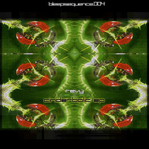 [blpsq004] Cinderbolic EP cover art
