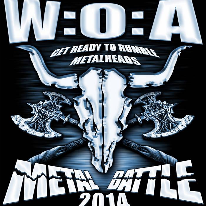 Wacken Metal Battle Canada Compilation Vol. 2 cover art