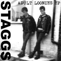 Adult Loonies EP cover art