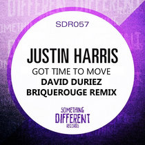 Justin Harris - Got Time To Move (David Duriez Brique Rouge Remix) [2019 Remastered] cover art
