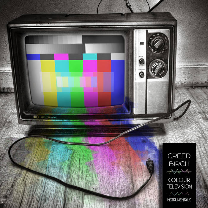 Colour Television, by Creed Birch
