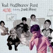 Alive cover art
