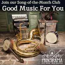 Song-of-the-Month Club: Good Music For You cover art