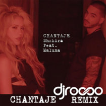 Chantaje (Remix) cover art
