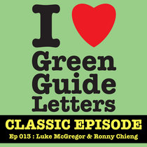 Ep 013 : Luke McGregor & Ronny Chieng love the 09/02/12 Letters cover art