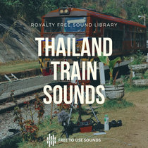 Train Sounds Of Thailand! Khun Tan Tunnel cover art