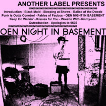 OEN NIGHT IN BASEMENT cover art