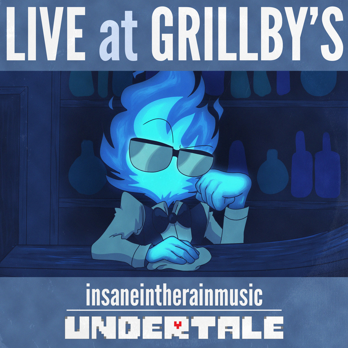Live at Grillby's | insaneintherainmusic