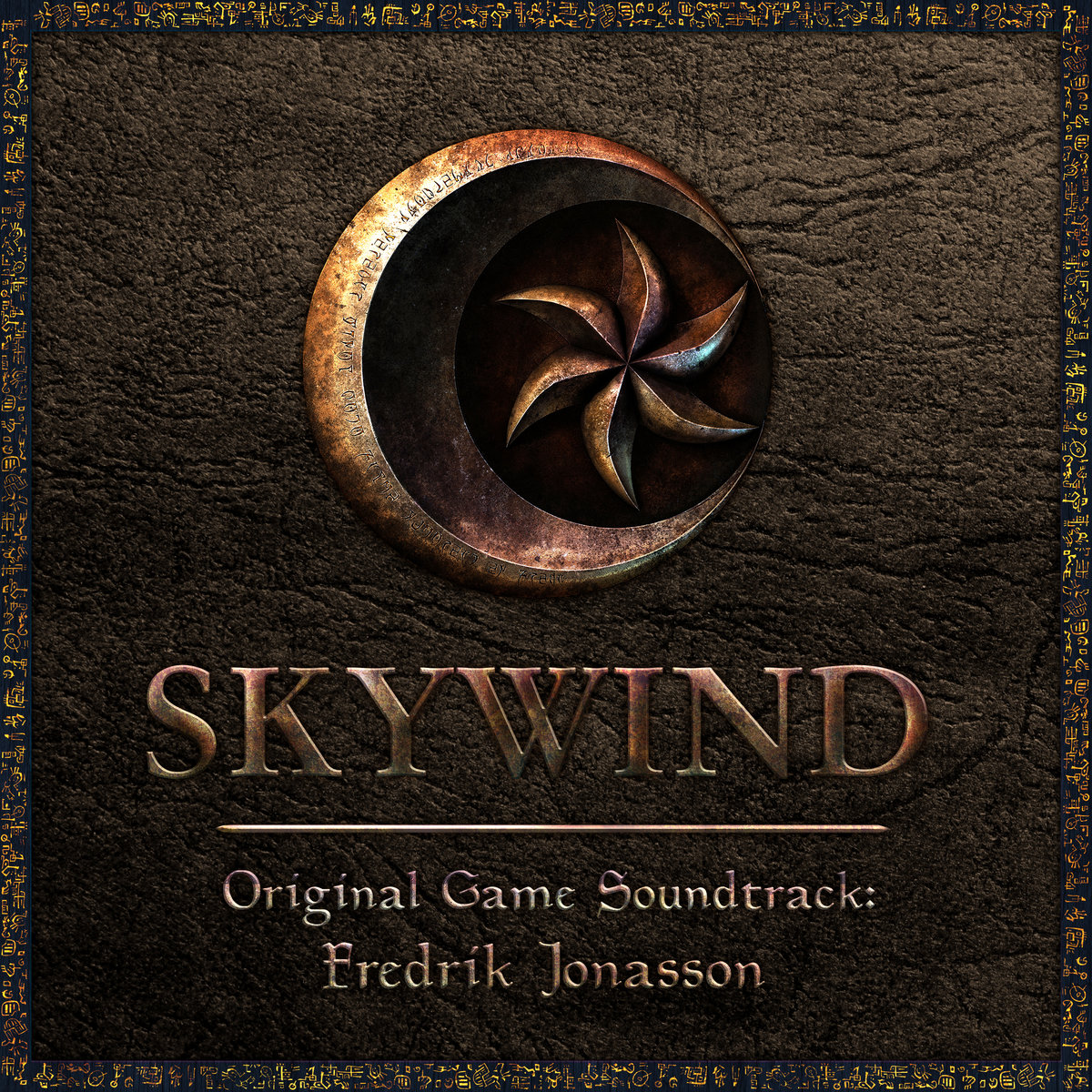 Skywind Original Game Soundtrack Fredrik Jonasson Fredrik Jonasson