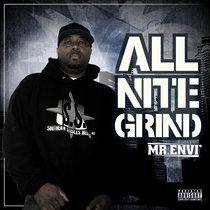 All Nite Grind (EP) cover art