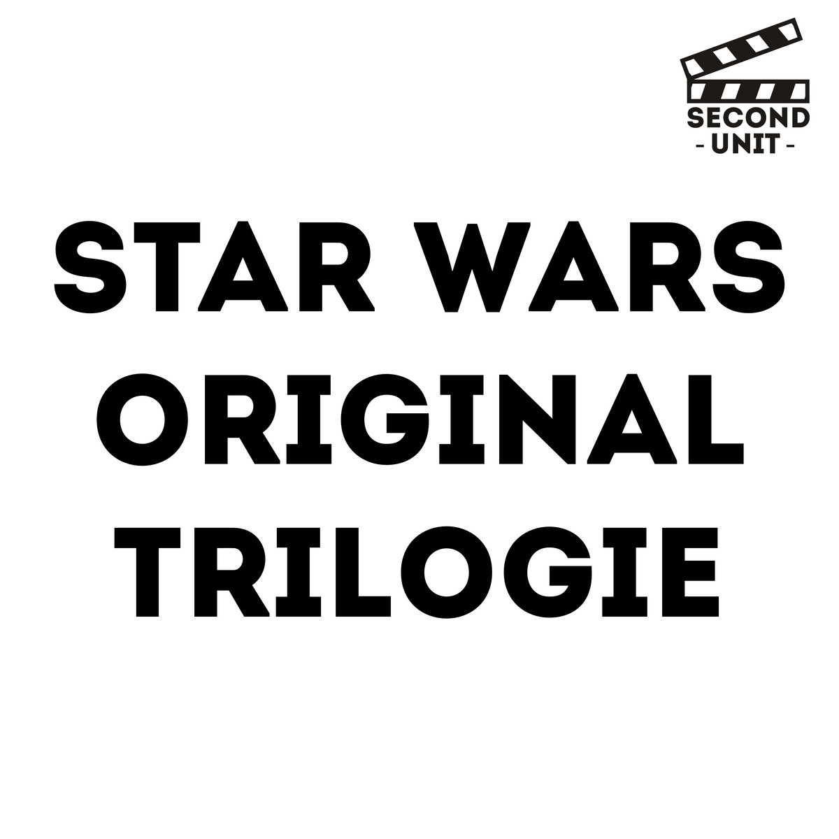 Star Wars Episode Iv Eine Neue Hoffnung 1977 Second Unit