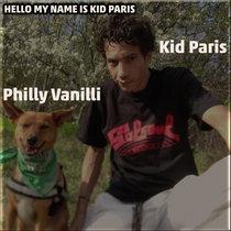 Hello my Name is Kid Paris LP cover art