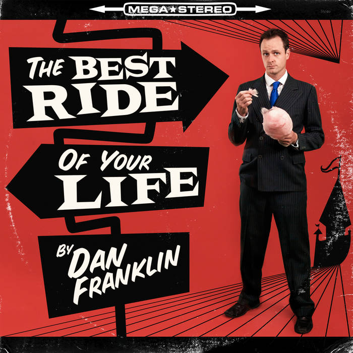 The Best Ride Of Your Life cover art