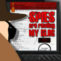 Spies Are Reading My Blog cover art