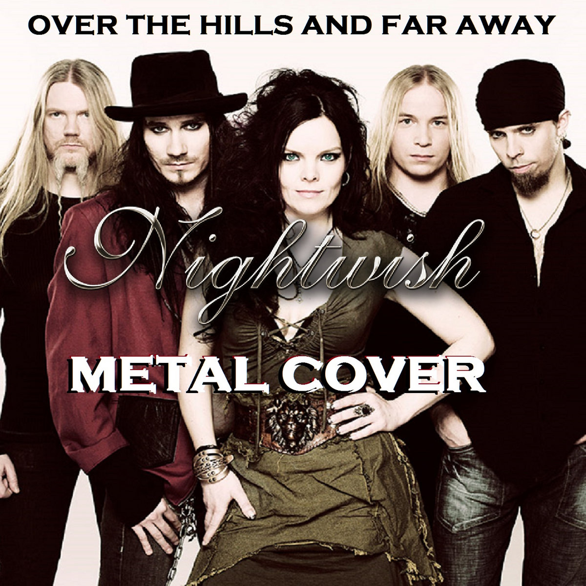Over The Hills And Far Away // Metal Cover   Metal0rgy