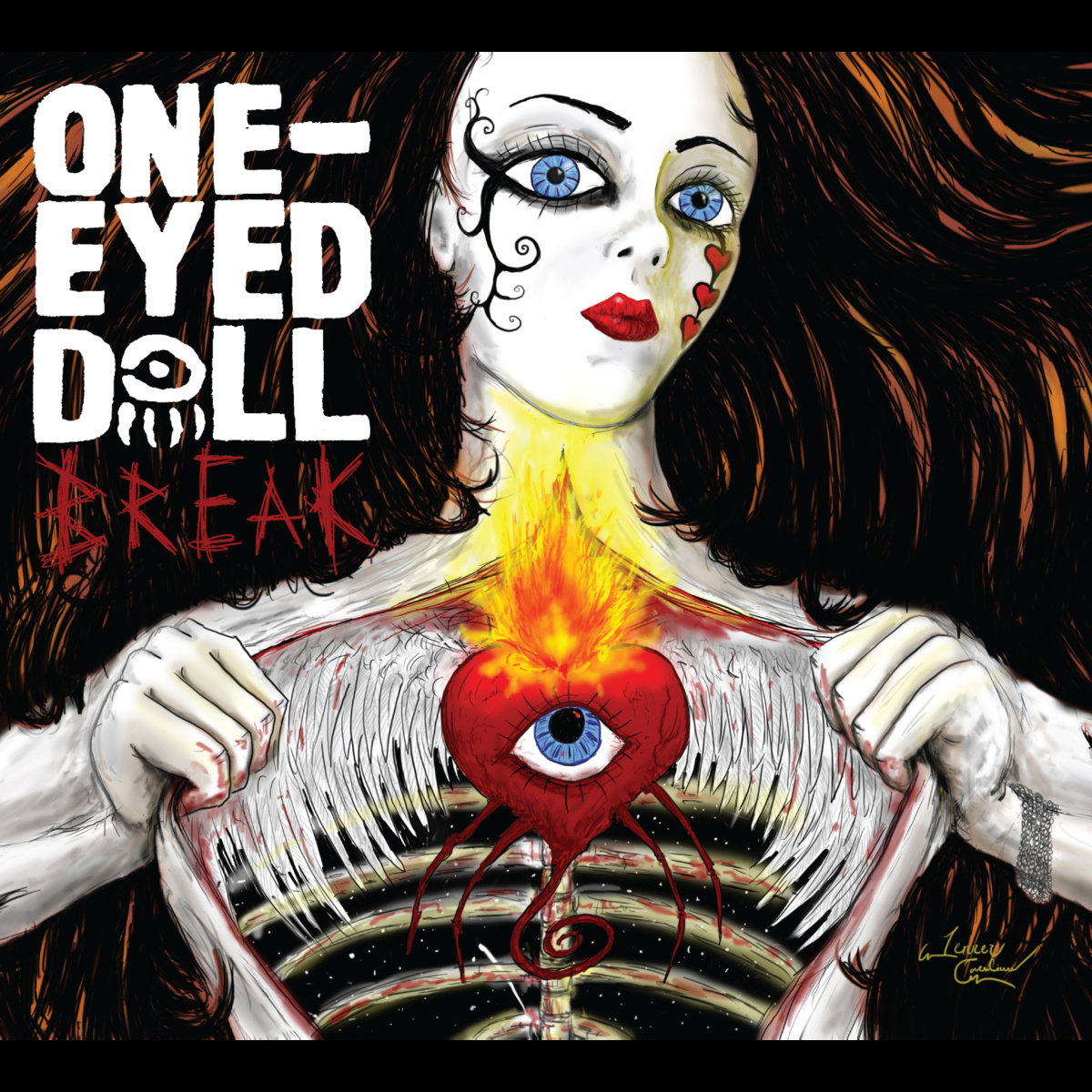See Jane Run One Eyed Doll