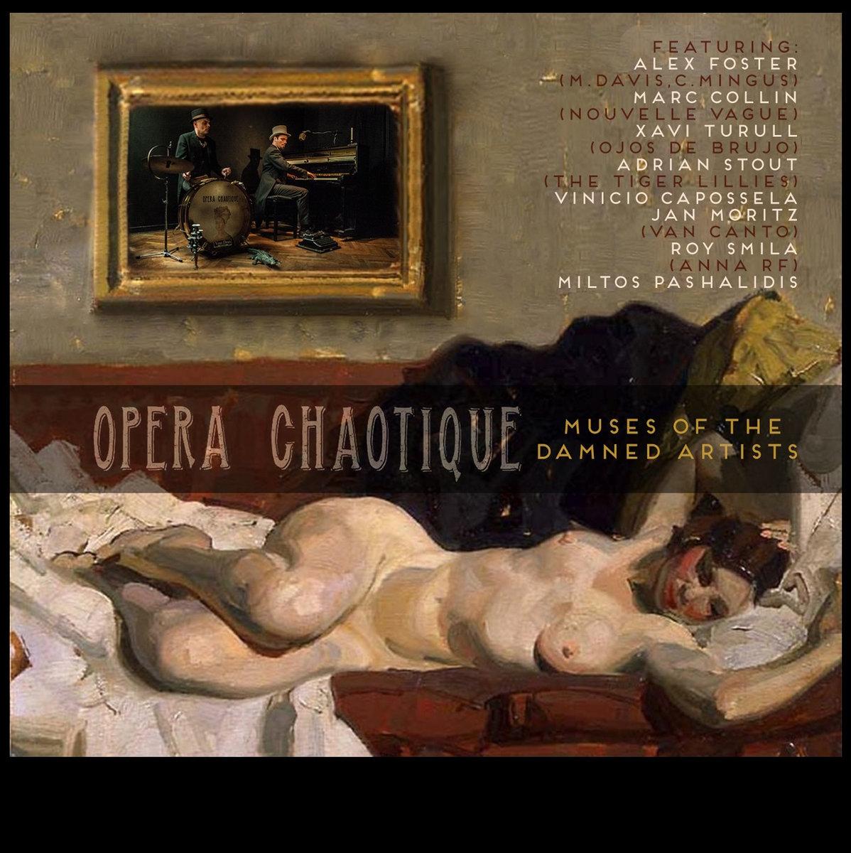 Ladies Of Avignon Ft Xavi Turull Ojos De Brujo Opera Chaotique