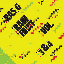 Raw Fruit Vol. 3 & 4 cover art