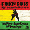 The FOKN DunaQuest in Budapest Cover Art