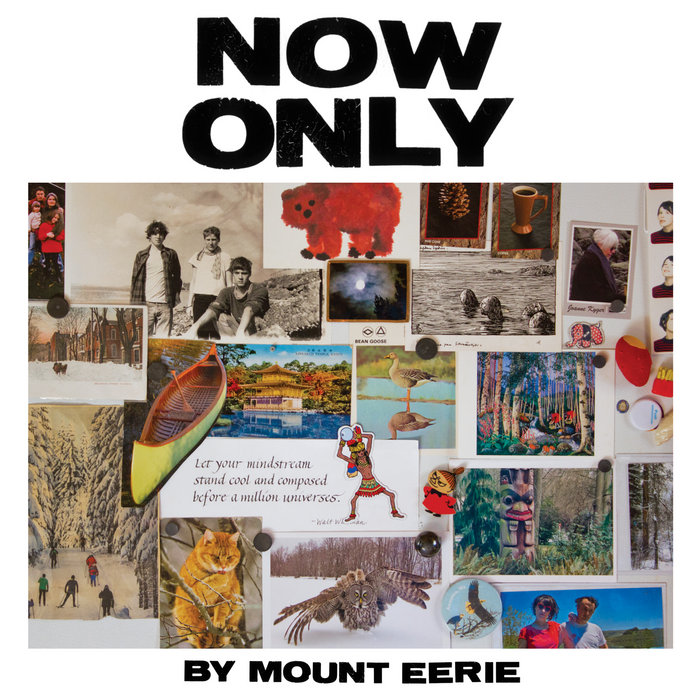 Now Only Mount Eerie