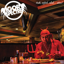 Steak, Seafood, Salad, Satan! cover art