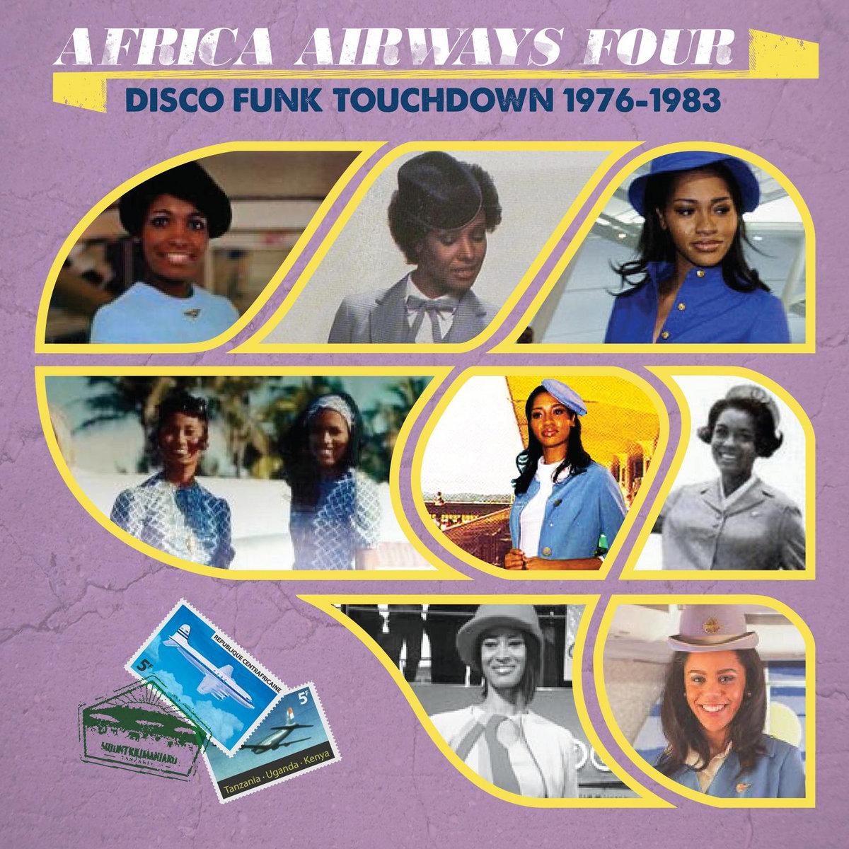 fcdf1629d99 Africa Airways Four (Disco Funk Touchdown 1976 - 1983)
