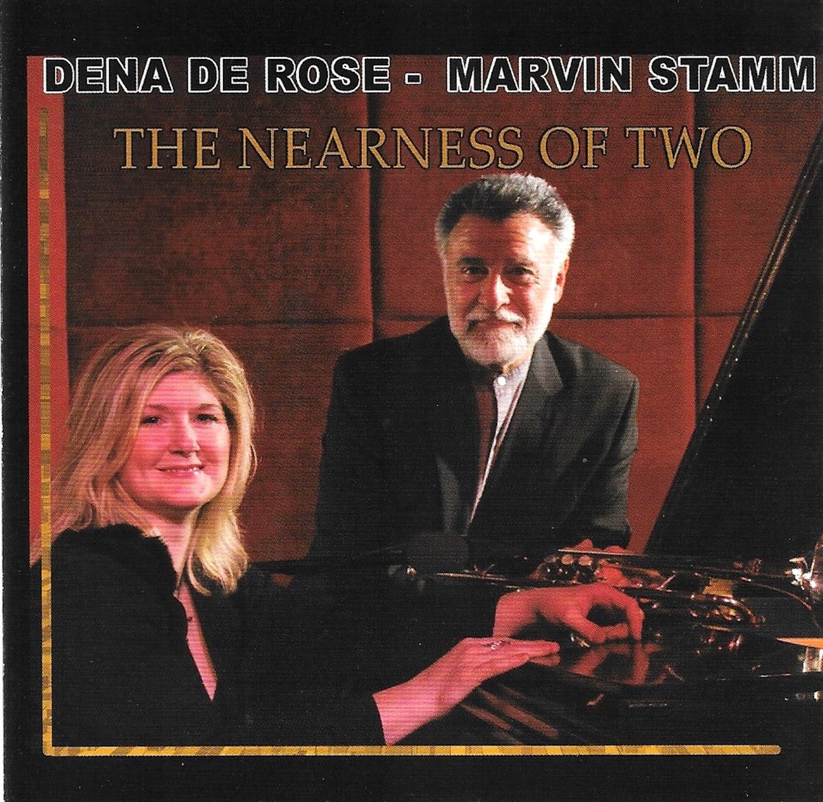 Album The Nearness of Two by Dena DeRose