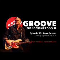 Groove – Episode #57: Steve Fossen cover art