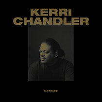 DJ-Kicks (Kerri Chandler) cover art