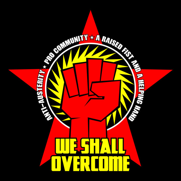 We Shall Overcome, by Joe Solo & Commoners Choir