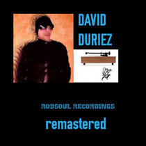 David Duriez - Robsoul's Tracks [remastered] cover art