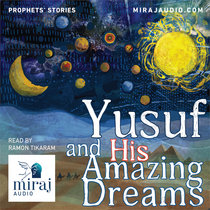Yusuf and His Amazing Dreams (7+) cover art