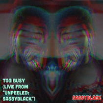 Too Busy (Live Recording) cover art