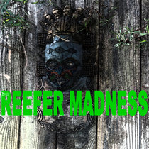 REEFER MADNESS (BEATS FROM A KEYBOARD) cover art