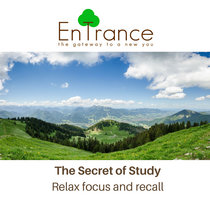 The Secret of Study – Relax focus and recall cover art